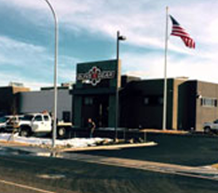 Commercial Construction Idaho Falls ID